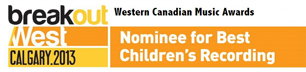 Western Canadian Music Award Nominee